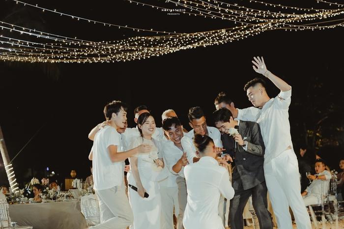 Hồng Duy xúc động vì được làm MC trong đám cưới Công Phượng: Anh đã vượt qua bao thăng trầm và anh xứng đáng - Ảnh 7.