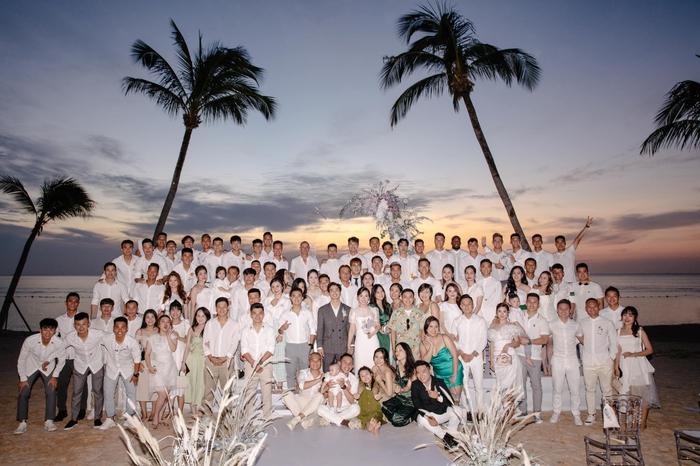 Hồng Duy xúc động vì được làm MC trong đám cưới Công Phượng: Anh đã vượt qua bao thăng trầm và anh xứng đáng - Ảnh 8.