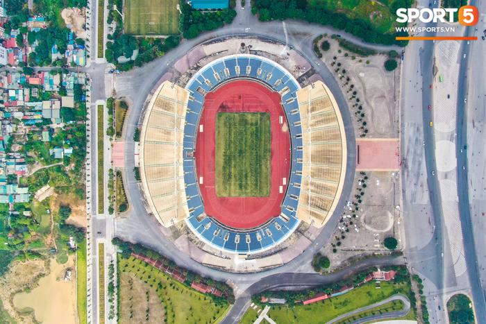 """Sân Mỹ Đình sẽ được """"khoác áo mới"""" chuẩn bị cho SEA Games 31  - Ảnh 1."""