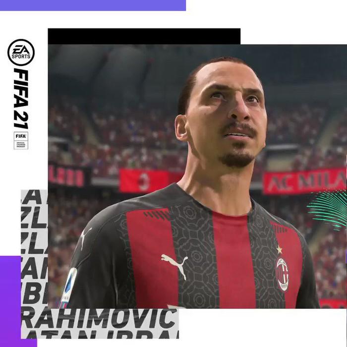 """Ibrahimovic tố bản quyền hình ảnh bị FIFA 21 xài """"lậu"""" - Ảnh 1."""