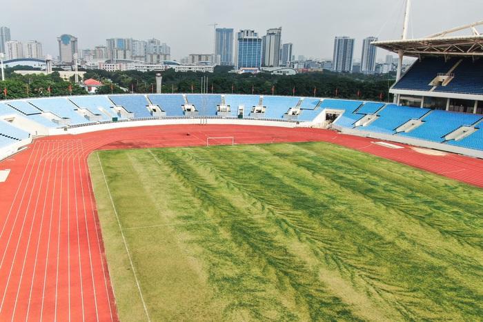 """Sân Mỹ Đình sẽ được """"khoác áo mới"""" chuẩn bị cho SEA Games 31  - Ảnh 6."""