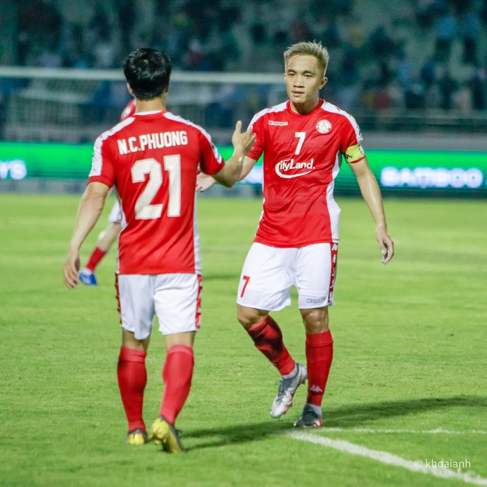 Điểm danh những gương mặt mới nổi của đội tuyển Việt Nam dưới thời HLV Park Hang-seo - ảnh 4