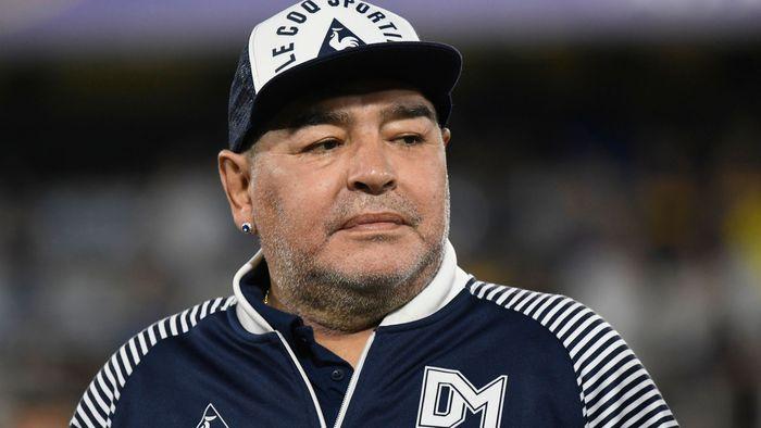 """Argentina quốc tang 3 ngày để tưởng niệm """"Cậu bé vàng"""" Diego Maradona - Ảnh 1."""