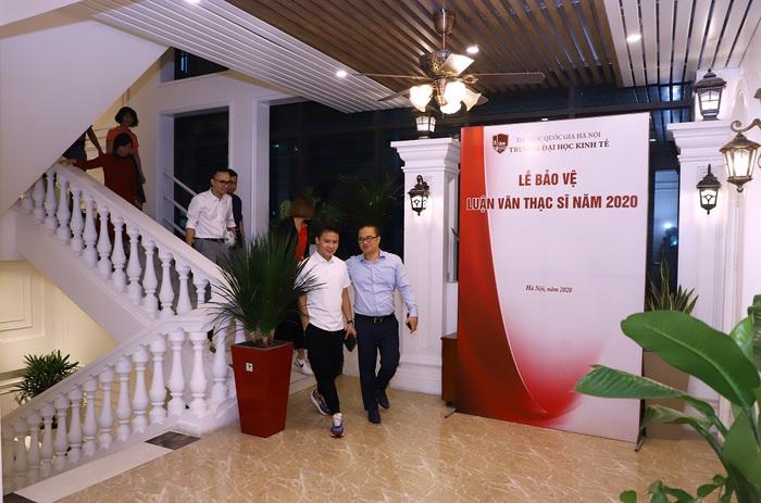 Quang Hải và Quách Thị Lan trở thành sinh viên trường đại học kinh tế hàng đầu Việt Nam - Ảnh 4.
