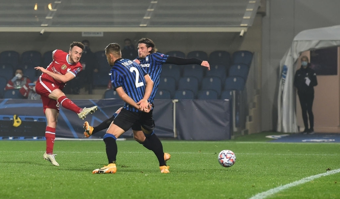 Đồng đội của Ronaldo lập hat-trick, Liverpool hủy diệt Atalanta 5-0 - Ảnh 4.