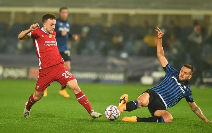 Đồng đội của Ronaldo lập hat-trick, Liverpool hủy diệt Atalanta 5-0 - Ảnh 1.