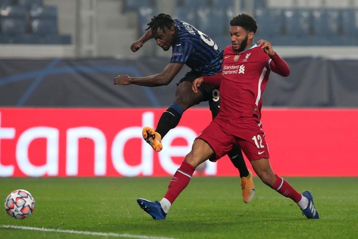 Đồng đội của Ronaldo lập hat-trick, Liverpool hủy diệt Atalanta 5-0 - Ảnh 9.