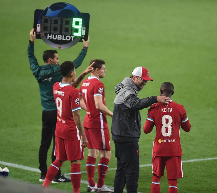 Đồng đội của Ronaldo lập hat-trick, Liverpool hủy diệt Atalanta 5-0 - Ảnh 8.