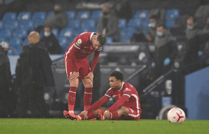 Ngôi sao đáng tin nhất sút hỏng phạt đền, Man City bị Liverpool cầm hòa trên sân nhà - Ảnh 9.