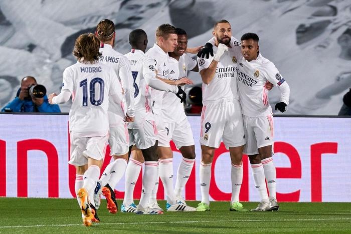 Từ chối nối gót MU, Real Madrid vào vòng 1/8 Champions League - Ảnh 8.