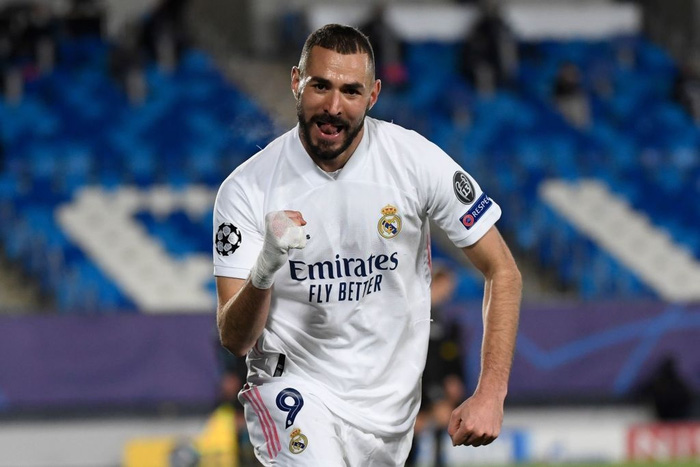 Từ chối nối gót MU, Real Madrid vào vòng 1/8 Champions League - Ảnh 2.