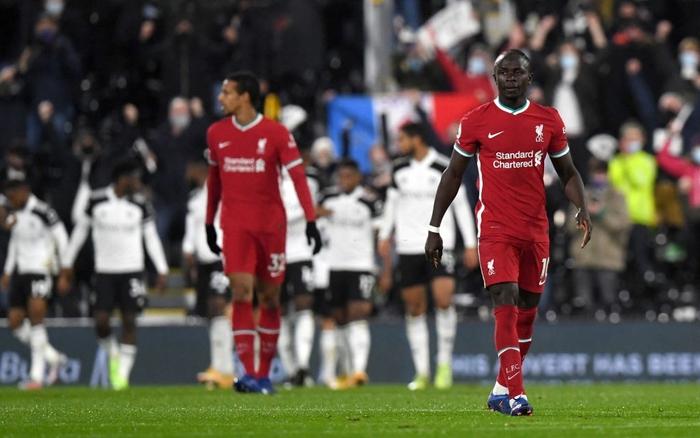 Liverpool mất điểm trước CLB lo trụ hạng, lỡ cơ hội vươn lên ngôi đầu Ngoại hạng Anh - Ảnh 2.