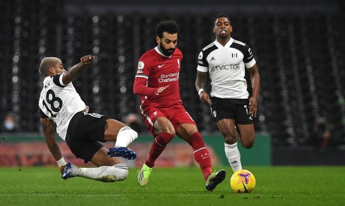 Liverpool mất điểm trước CLB lo trụ hạng, lỡ cơ hội vươn lên ngôi đầu Ngoại hạng Anh - Ảnh 7.