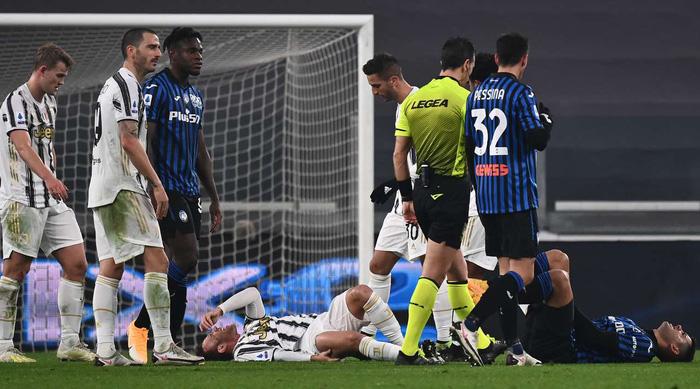 Ronaldo sút hỏng penalty, Juventus hòa thất vọng trên sân nhà - Ảnh 1.