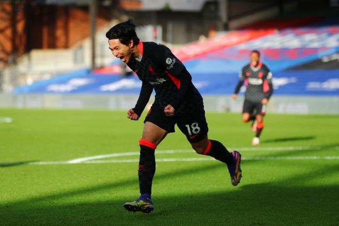 Tiền đạo người Nhật khai nòng chiến thắng hủy diệt 7-0, trận thắng chưa từng có trong lịch sử Liverpool - Ảnh 2.