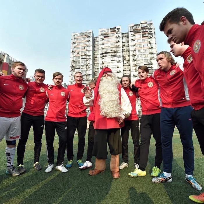 FC Santa Claus và những điều chưa biết về đội bóng của ông già Noel - Ảnh 3.
