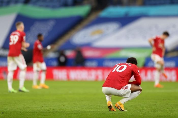 Bruno lại tỏa sáng, Man Utd vẫn đánh rơi chiến thắng tiếc nuối - Ảnh 1.