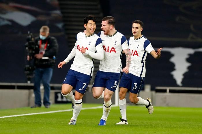 Son Heung-min vẽ siêu phẩm, Tottenham hạ gục Arsenal để bay cao trên đỉnh bảng Ngoại hạng Anh - Ảnh 9.