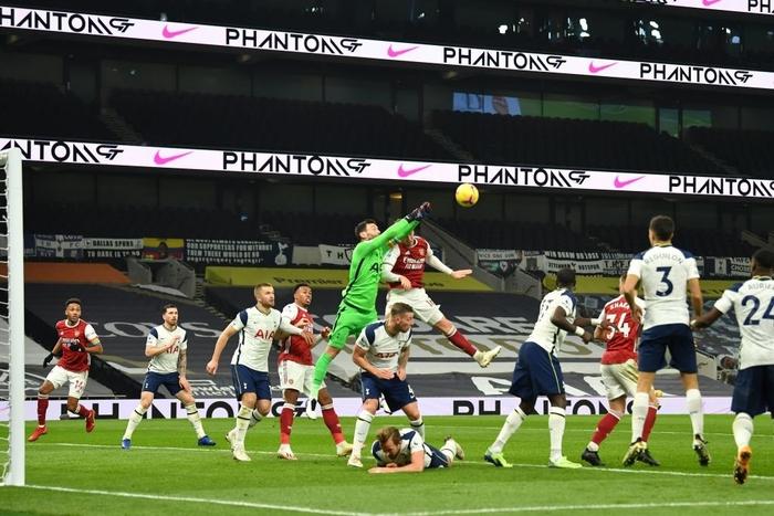 Son Heung-min vẽ siêu phẩm, Tottenham hạ gục Arsenal để bay cao trên đỉnh bảng Ngoại hạng Anh - Ảnh 6.