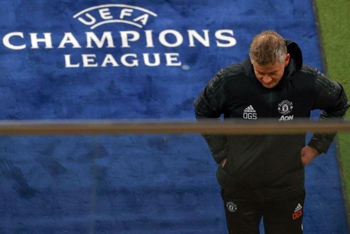 Man Utd bị loại khỏi Champions League - Ảnh 1.