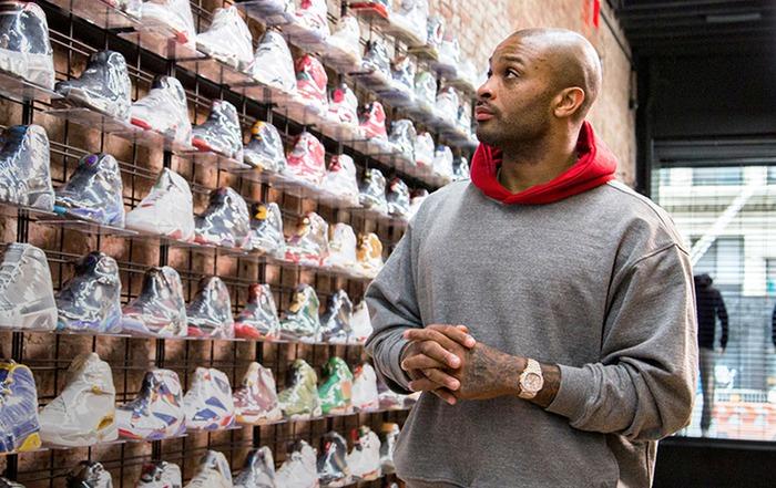 Tranh thủ thời gian NBA hoãn do dịch Covid-19, PJ Tucker ôm mộng trở thành ông chủ tiệm giày - Ảnh 3.