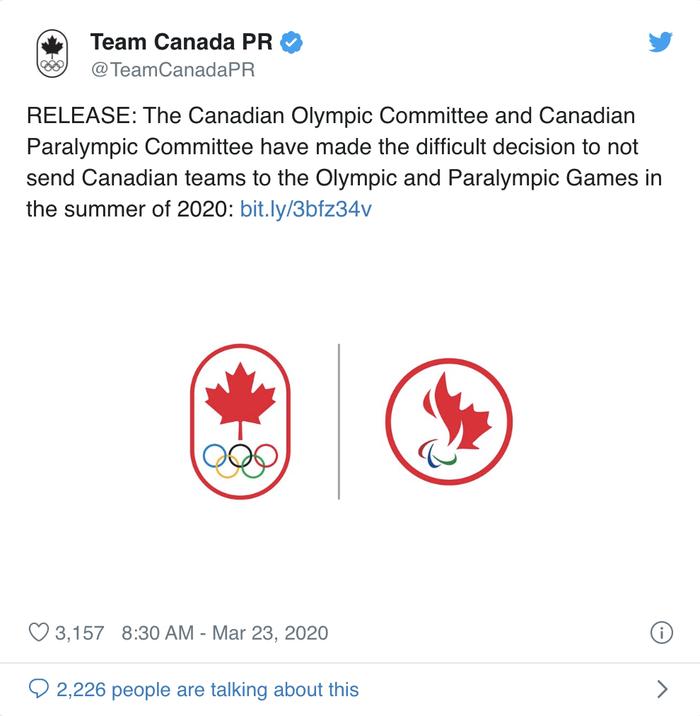 Canada tuyên bố không tham gia Thế vận hội Tokyo 2020, cơ hội cho các ngôi sao NBA hoàn thiện nốt phần còn lại mùa giải 2019-2020 - Ảnh 1.