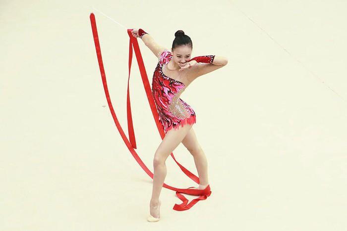 """Nhan sắc """"Nữ thần thể dục nghệ thuật Hàn Quốc"""" từng gây bão 6 năm trước giờ ra sao? - Ảnh 2."""