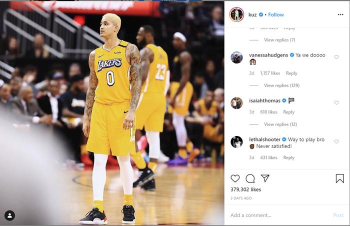 Tình sử đáng kinh ngạc của hotboy làng NBA: Từ bạn gái tin đồn đến người yêu công khai đều thuộc dàn sao hạng A - Ảnh 14.