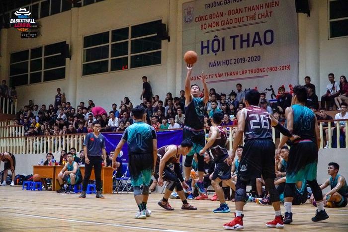 Chủ tịch Hội bóng rổ không chuyên Hà Nội nói gì về pha lỗi dậy sóng cộng đồng Thủ đổ - Ảnh 3.