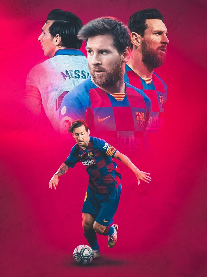 Bước sang tuổi 33, Messi vẫn là Messi mà tất cả say mê - Ảnh 2.
