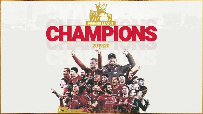 HLV Klopp rớt nước mắt, fan nô nức xuống đường lúc nửa đêm ăn mừng Liverpool vô địch Premier League bằng kỳ tích chưa từng có trong lịch sử bóng đá Anh - Ảnh 1.