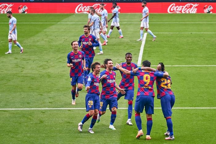 """Song tấu Messi - Suarez phối hợp ghi bàn đậm chất """"phủi"""", Barcelona vẫn mất điểm trong cuộc đua vô địch bởi cú sút phạt """"10 điểm"""" - Ảnh 5."""