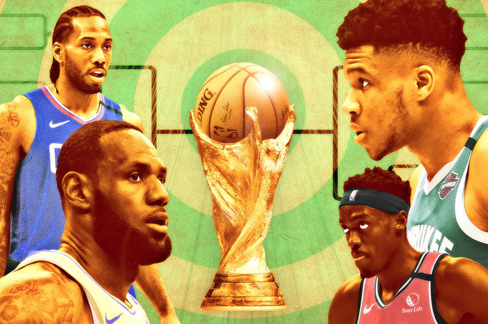 Bốn kế hoạch mà NBA đang nhắm tới để khởi động lại mùa giải 2019-2020 - Ảnh 3.