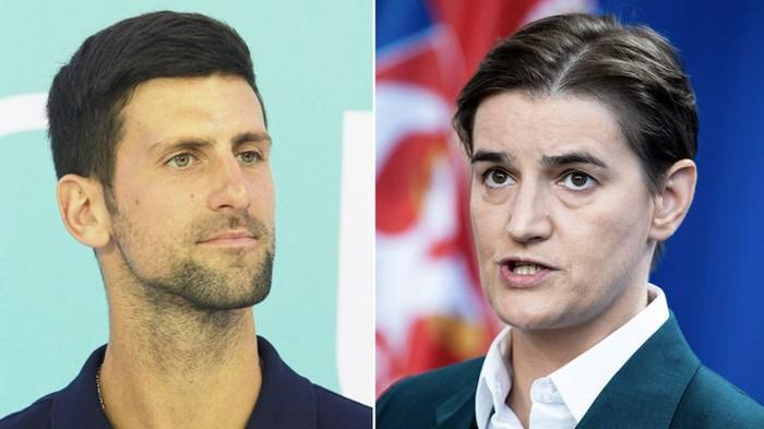 Giữa tâm bão chỉ trích, tay vợt số 1 thế giới vẫn được một nhân vật cực VIP đứng ra nhận lỗi thay - Ảnh 1.