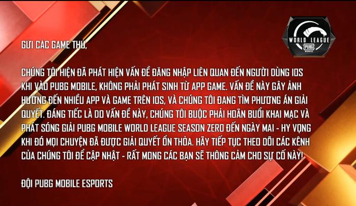 Lỗi nghiêm trọng trên hệ điều hành iOS: Team Flash đấu Baazar Gaming bị gián đoạn, giải PUBG Mobile thế giới phải lùi ngày khai mạc - Ảnh 2.