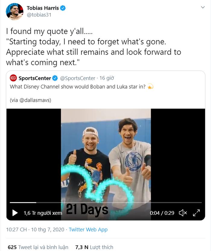 """Chứng kiến Boban Marjanovic hạnh phúc bên """"người mới"""", Tobias Harris """"giận hờn"""" trong ngày tái ngộ tại Orlando - Ảnh 2."""