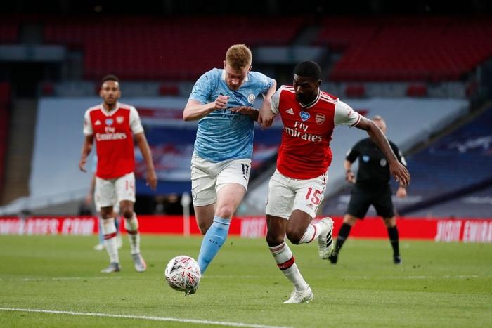 Hạ Gục Manchester City để Vao Chung Kết Arsenal Lập Nen Kỷ Lục ở Chiếc Cup Lau đời Nhất Thế Giới
