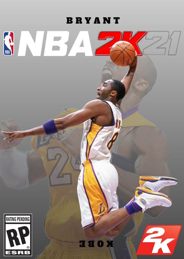 Kobe Bryant được xác nhận xuất hiện trên bìa tựa game NBA 2K21, NHM tung ra loạt ảnh fanmade cực chất - Ảnh 4.