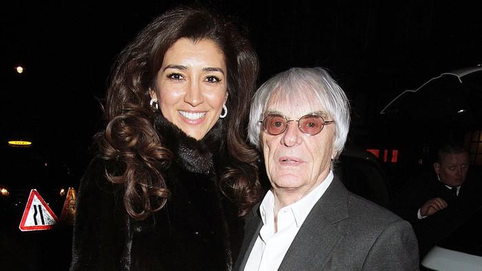 Gừng đã dừ mà vẫn còn quá cay: Ông trùm F1 đón con trai nối dõi tông đường ở tuổi 89! - Ảnh 1.