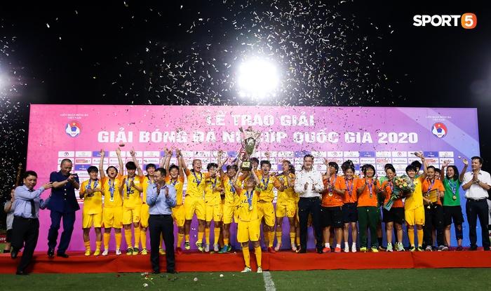 CLB TP.HCM lần đầu đăng quang Cúp quốc gia nữ 2020 - Ảnh 8.