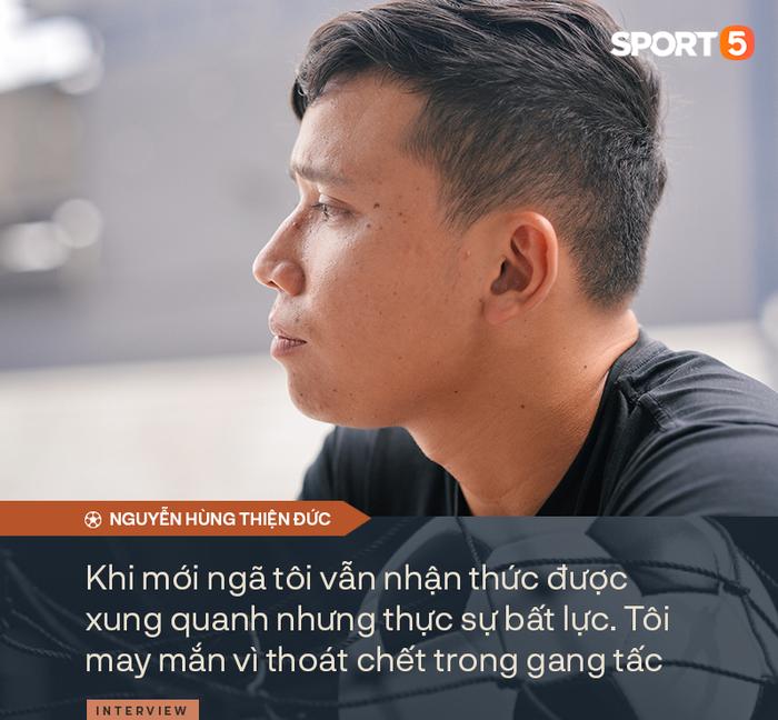 """Sao trẻ U22 Việt Nam trải lòng về ký ức may mắn """"thoát chết trong gang tấc"""" và khát khao đứng lên từ những thất bại - ảnh 5"""