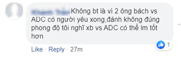 Người hâm mộ chán nản vì Team Flash thua trắng trước FAPTV, cho rằng ADC và XB xuống phong độ vì... có người yêu - Ảnh 5.