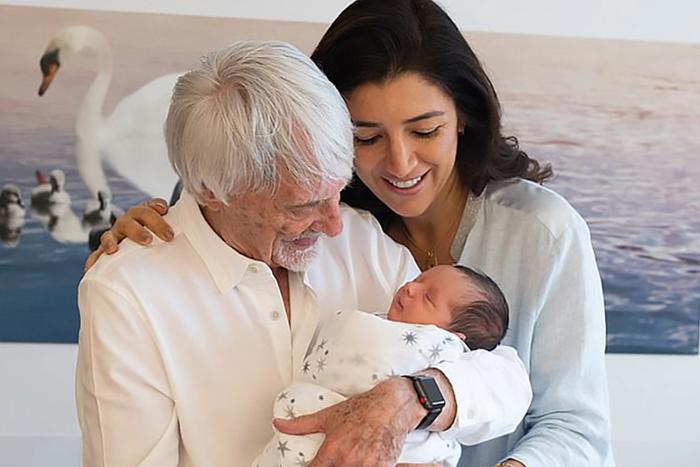 Vừa đón quý tử nối dõi ở tuổi 89, ông trùm F1 tiếp tục muốn có thêm con: Không cần đến thần dược Viagra, chỉ bổ sung 1 loại vitamin cực thông dụng - ảnh 2