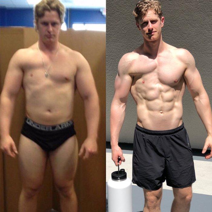 Anh chàng lực sĩ sở hữu body cực đặc biệt gây sốt: Cơ bụng, bắp tay đều cực khủng nhưng lại thiếu mất một bên ngực - ảnh 1