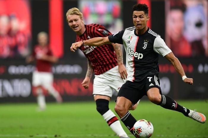 Ronaldo ghi bàn, Juventus vẫn để AC Milan lội ngược dòng - Ảnh 2.