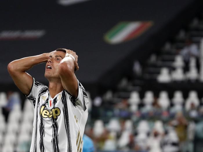 Ronaldo đang buồn chán, nhưng tương lai của anh là ở Juventus - ảnh 2