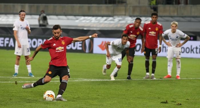 Bruno Fernandes ghi bàn ở hiệp phụ đưa MU vào bán kết cúp châu Âu - Ảnh 7.