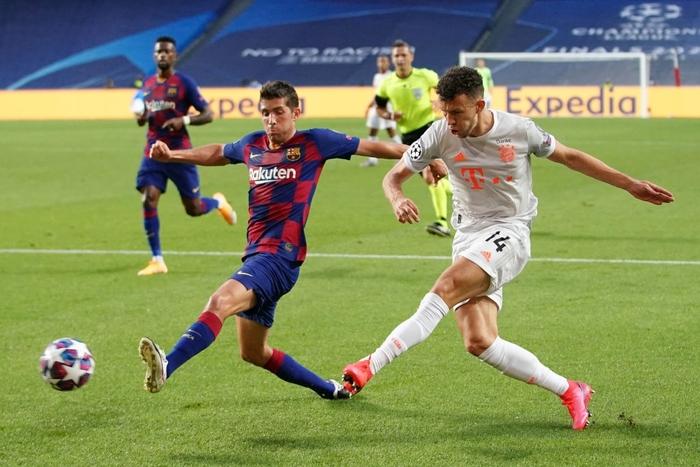 Barca 2-8 Bayern: Cơn ác mộng kinh hoàng của Messi và đồng đội - Ảnh 6.