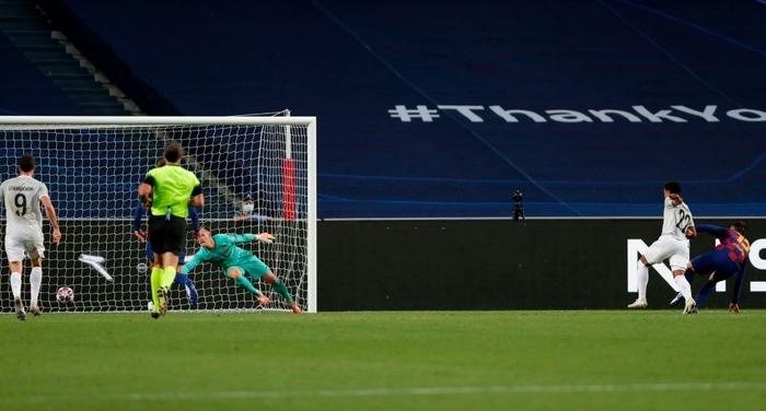 Barca 2-8 Bayern: Cơn ác mộng kinh hoàng của Messi và đồng đội - Ảnh 7.