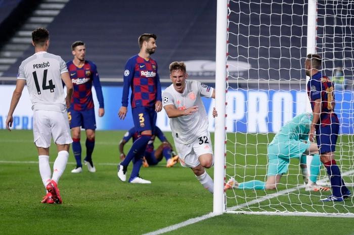Barca 2-8 Bayern: Cơn ác mộng kinh hoàng của Messi và đồng đội - Ảnh 11.